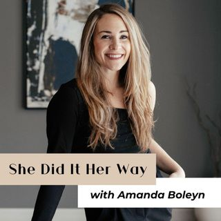 SDH 446: How She Created Her Dream Business By Changing Her Thoughts with Stephanie Booth