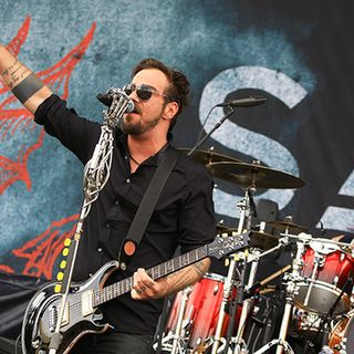 DOMKcast with Adam Gontier and Mike Mushok of Saint Asonia