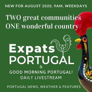 "Portugal news, weather and ""Welcome expatsportugal.com!"""
