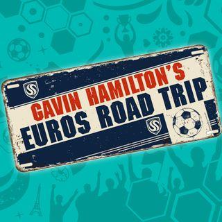 Gavin Hamilton's Euro Road Trip