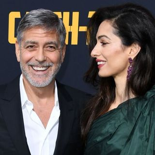 George Clooney on Amal, Trump and Catch-22