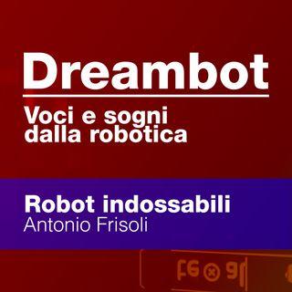 Robot indossabili - Antonio Frisoli