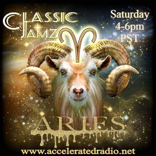 Classic Jamz *Aries 2021* 4/17/2021