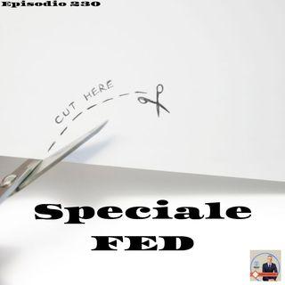 #230 La Borsa...in poche parole - 18/9/2019 - Speciale FED