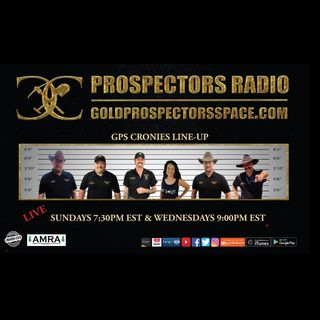 Prospectors radio LIVE sunday 7-12-20  Pat Keene joins us