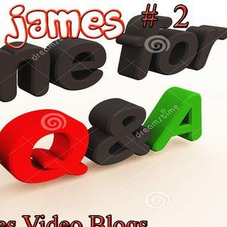 Ask James Relationship Question Q&A #2