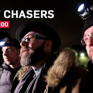 Ghost Chasers Special With Paul Hobday and Chris Howley