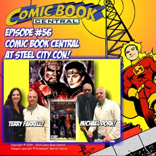 #56: Steel City Con with Terry Farrell and Michael Dorn
