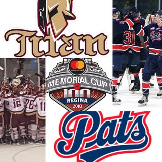 CHAMPIONSHIP SUNDAY!! The @WHLPats take on the @ABTitan in tonight's final!! I break this final down and give you my prediction!!