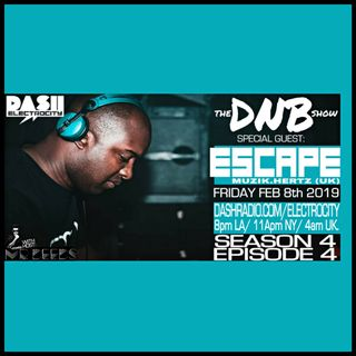 the DNB show Episode 37 (guest mix Escape)