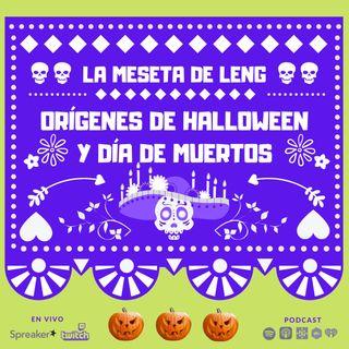 Ep. 52 - Orígenes de Halloween y Día de Muertos