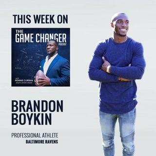 Having Faith over Fear with Baltimore Ravens Cornerback Brandon Boykin