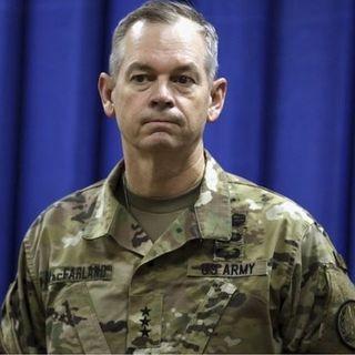 """Top U.S. general slams idea of carpet bombing ISIS"""
