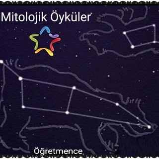 Mitolojik Öyküler-Büyükayı ve Küçükayı Takım Yıldızlarının Hikayesi-01