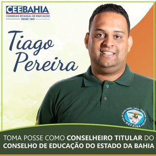 Egresso de Escola Agrícola é mais novo integrante do Conselho Estadual de Educação da Bahia