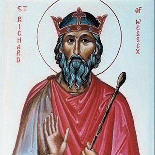 San Ricardo, rey