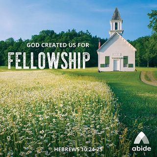 Spiritual Discipline: Fellowship