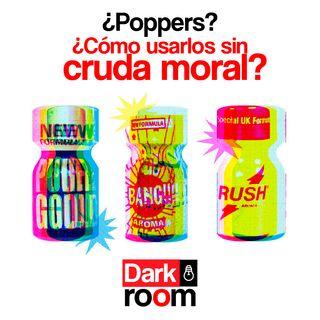 ¿Poppers? ¿Cómo usarlos sin cruda moral?
