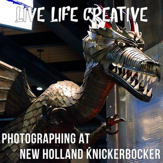 Photographing at a Brewery, a Camera Mini-Review, and a Free Photo Editor?