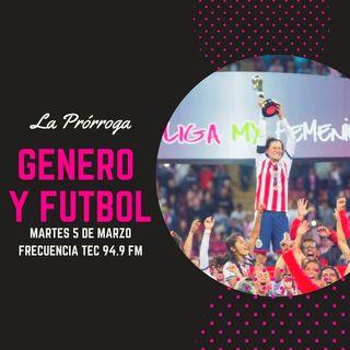 Género y Fútbol - Charla con Mariana Gabarrot Parte I