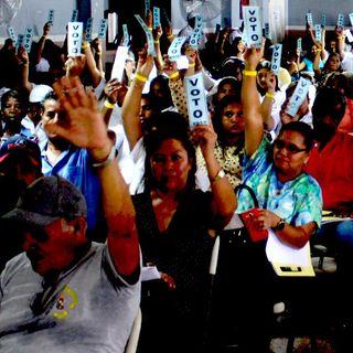 Sisión de la 47 Asamblea General Ordinaria AEVE #3