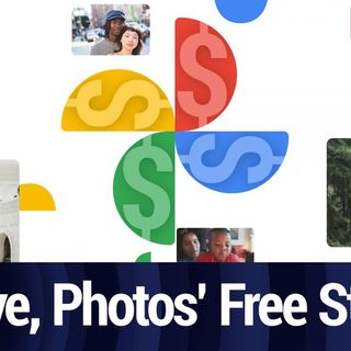 Goodbye Google Photos Free Storage | TWiT Bits