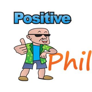 Sold last company for $650M, Chad Sahley, Founder of Social BlueBook is on the Positive Phil Podcast