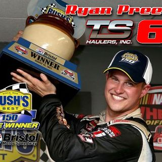 Off the Track:Special Guest NASCAR Driver Ryan Preece