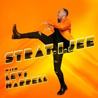 Strat.i.jee W/ Levi Harrell Greeting