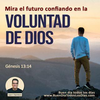 Escoge seguir la voluntad de Dios