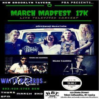 March Madfest 17K