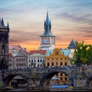#praga Finalmente a Praga!