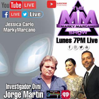 Hablando del Fenomeno Ovni con Jorge Martin y El Candidato al Senado