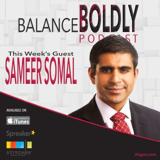 Episode 38 How to Be a Leader of Learning with Sameer Somal