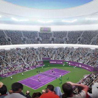 Doha muestra su poderío deportivo con las previas del Australian Open