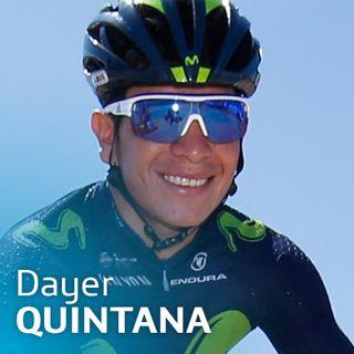 Dayer Quintana listo para lucir más en el Movistar Team 2018