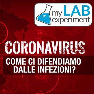 CORONAVIRUS: come ci difendiamo dalle infezioni?