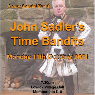 The Life & Times of the Border Reivers