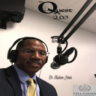 The Quest 203. Dr. Stephen Jones Returns