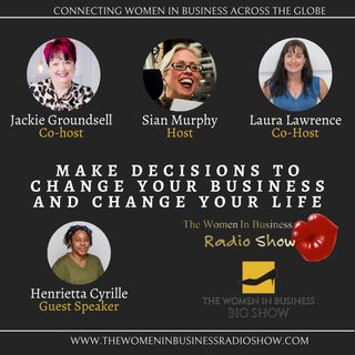 Make Decisions to Change Your Business and Change Your Life.