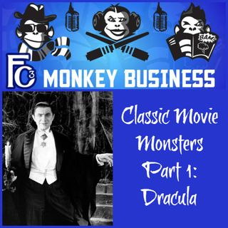 Classic Movie Monsters: