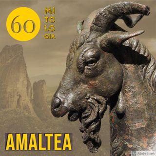 """Amaltea, la """"tenera"""""""