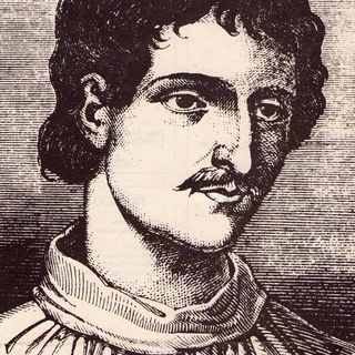 Vita di Giordano Bruno - Le Storie di Ieri