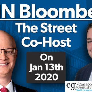 Full Episode of The Street:  Jan 13th 2020