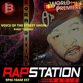 VOICE OF THE STREET SHOW MAY 19TH 2020