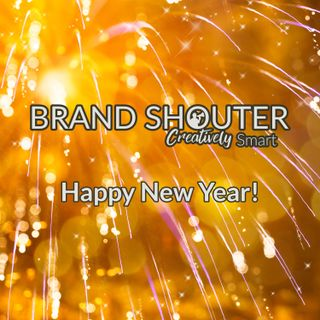 Happy New Year from Brand Shouter