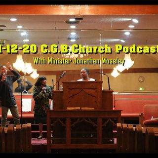 1-12-20 Sunday Sermon with Minister Jonathan Moseley Podcast