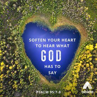 Soft Hearts Hearing God