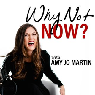 Episode 132: Amy Jo Martin - I'm a Mom! (3 Months Early) Labor On a Layover