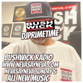 BUSHWICKRADIO NEW MUSIC SUNDAY'S DJPRIMETIME